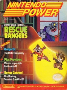 Nintendo Power Issue 14 Cover