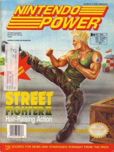 Nintendo Power Issue 38 Cover
