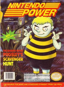 Nintendo Power Issue 45 Cover