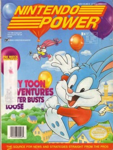 Nintendo Power Issue 46 Cover