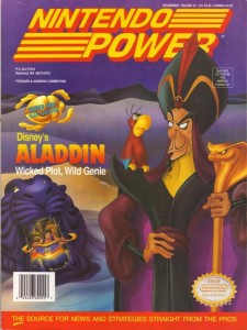 Nintendo Power Issue 55 Cover