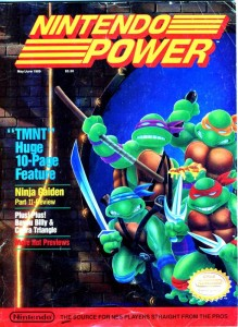 Nintendo Power Issue 6 Cover
