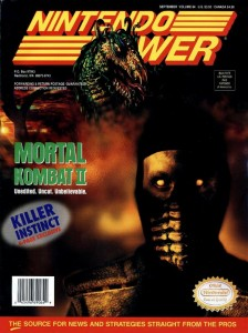 Nintendo Power Issue 64 Cover