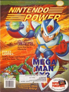 Nintendo Power Issue 69 Cover