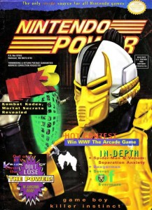 Nintendo Power Issue 78 Cover