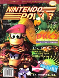 Nintendo Power Issue 79 Cover