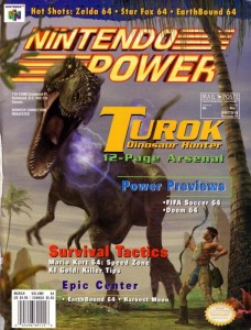 Nintendo Power Issue 94 Cover