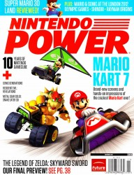 Nintendo Power Issue 273 Cover