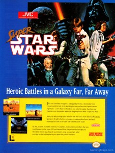 Super Star Wars JVC