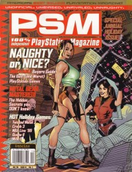 PSM Issue 16 Cover